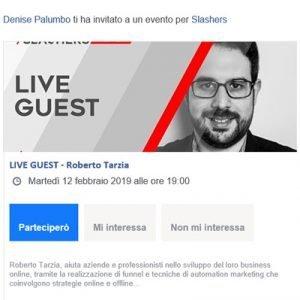 Roberto Tarzia intervistato da Slashers
