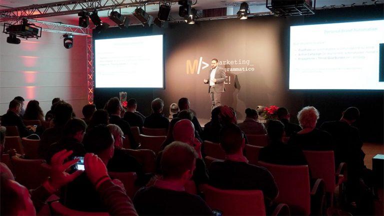 Roberto Tarzia a Marketing Programmatico 2019