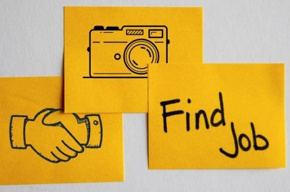 Come un fotografo può trovare lavoro