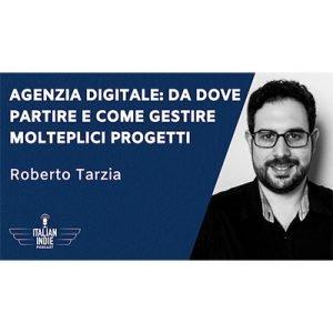 Italian Indie - Intervista a Roberto Tarzia